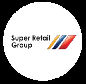 Super Retail Group circle